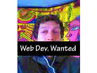 Looking for a freelance Web Developer to work with on a new project