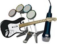 Rock Band 2: Drums, Guitar and Mic