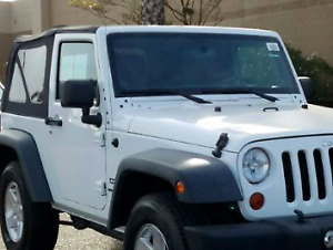 Premium Soft Top (Jeep Two Door)