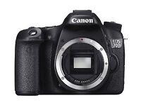 Canon 70D + Canon 50mm f1.4 + Canon 18-135mm + Canon Bag + Strong Monopod *GOOD CONDITION*