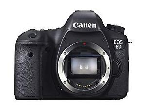 CANON 6D LIKE NEW LOW SHUTTER COUNT