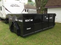 Disposal, Bin rental, dumpster and hauling service
