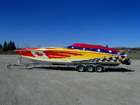 2002 Donzi Power Boat