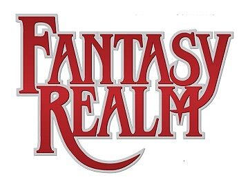 FANTASY REALM COMICS CARDS FIGURES