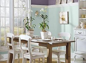 liquidation peinture latex (blanc et couleurs disponibles)
