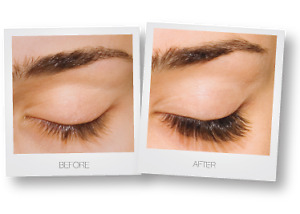 Eyelash Extension, Tinting, Waxing and Pedicure West End