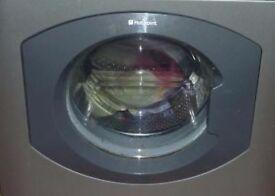 Hotpoint washing machine complete door Silver