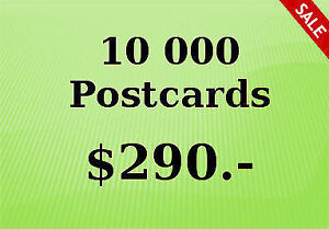 10,000 Flyers for only CAD 270.00, FREE UPS Shipping Peterborough Peterborough Area image 3