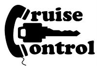 Cruise Control Drivers Wanted