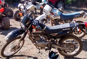 $2,900 · 2012 Suzuki DR200SE - Dual Purpose - Dirt