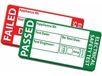 Portable Appliance Testing From £25 (Pat Testing)