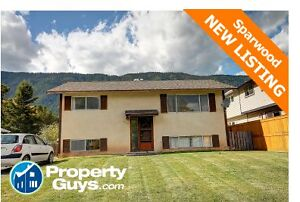 Sparwood - Home for Sale