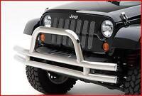 Paramount - Insertions de grilles Polis Jeep Wrangler 07-14