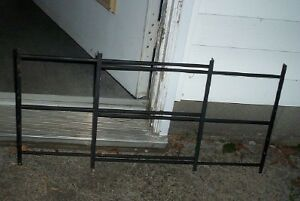 one set of security bars for basement window