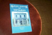 Ghost Towns of Ontario Ron Brown volume 2 pb 174 pages