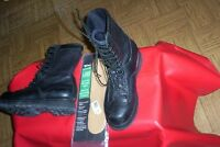 mens 8 womens 10 Boulet leather general purpose boots biker ???