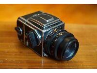 Hasselblad 2000FC Medium Format Camera + Extras