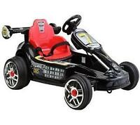 Electric Child Ride-On Toy, Remote Controller, Music 12V Battery