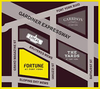 Fortune at Fort York condos VIP sale at Bathurst/Fort York, grea