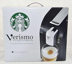 Starbucks Verismo 580 Coffee Machine - like new! - $40 obo