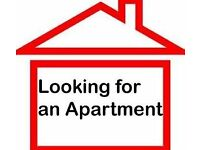 Looking for / wanted to rent 1 or 2 bed room apartment - flat in Walsall West Midlands