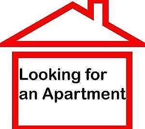 LOOKING for 2 Bedroom Apartment for JULY 1ST 2017