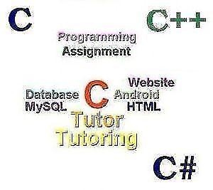 Computer Science Assignment Help - C,C++,C#,.NET,SQL,HTML,JAVA