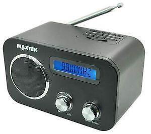radio alarm clock ebay. Black Bedroom Furniture Sets. Home Design Ideas