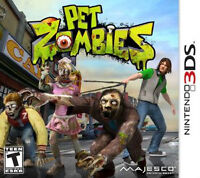 Pets zombies - 3DS