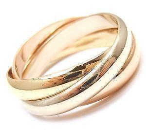 cartier trinity rings - Cartier Wedding Ring