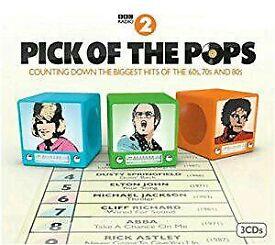 PICK OF THE POPS: 60'S 70'S 80'S