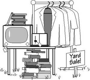 PINEVIEW VALLEY ANNUAL COMMUNITY GARAGE SALE - SATURDAY, MAY 28