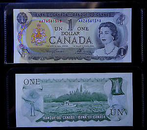 LOOKING FOR OLD CANADIAN PAPER MONEY FROM 1988 OR EARLIER. London Ontario image 3