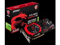MSI GTX 980 TI GAMING 6GB