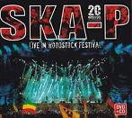 Live In Woodstock Festival (CD+DVD)-Ska-P-CD