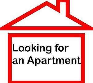 Seeking apartment