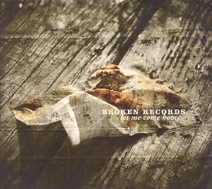 Broken Records - Let Me Come Home (Digipack) - CD - Neu / OVP