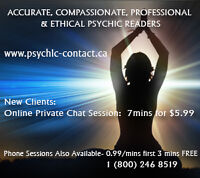 Honest & Gifted Psychics: Canada's oldest & most trusted site