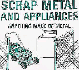 Free Appliance, Car & Scrap Removal - Pick UP Asap - 6473034167