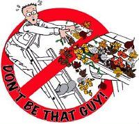 Gutter cleaning, yard work & winterizing