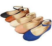 Womens New Size 8 Flat Shoes