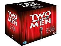 Two and a half men box set season 1-10