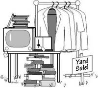PINEVIEW VALLEY COMMUNITY GARAGE SALE