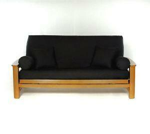 black futon sofa beds IPYONW6D