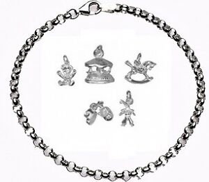 Pick up only - New Sterling Silver Bracelet Waratah Newcastle Area Preview