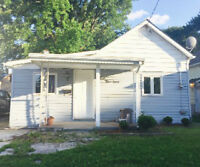 2 bed 1 bath Handyman Special with Great Potential!