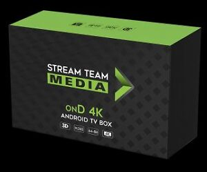 onD 4k Android TV Box with 3-Way Mouse and Full Support Kitchener / Waterloo Kitchener Area image 1