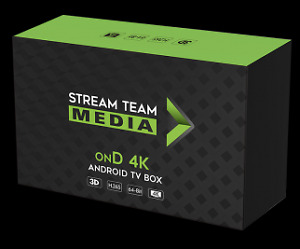 onD 4k Android TV Box with 3-Way Mouse and Full Support