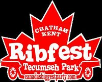 Volunteers for RibFest
