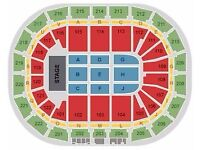 Harry Styles 2 x row C tickets Manchester Arena 9 April